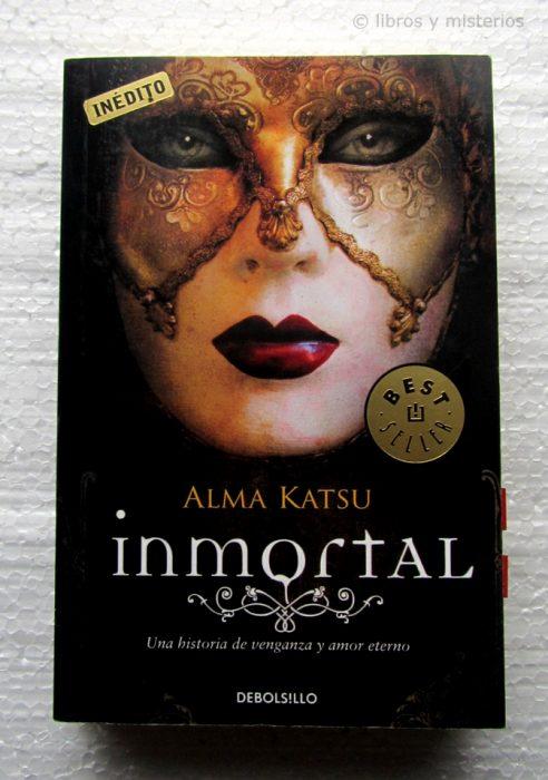 Reseña: Inmortal de Alma Katsu
