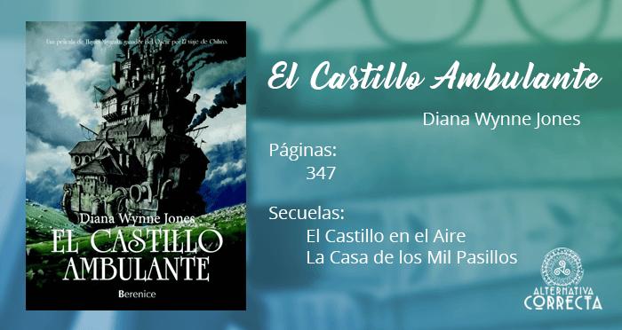 Reseña: El Castillo Ambulante de Diana Wynne Jones