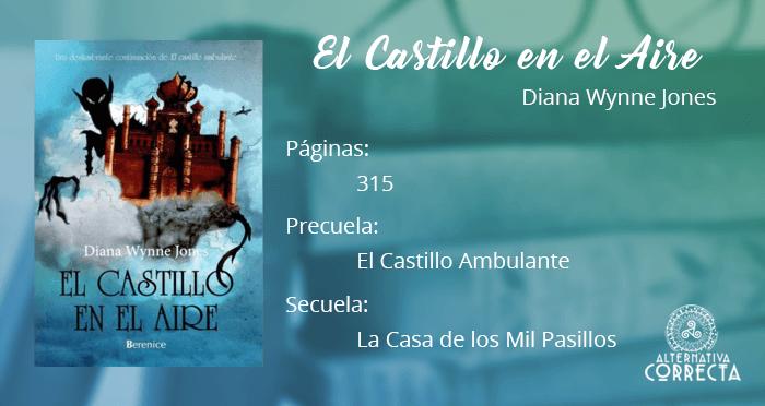 Reseña: El Castillo en el Aire de Diana Wynne Jones