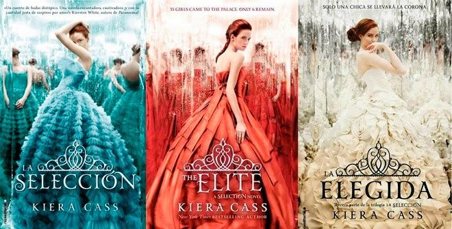 Reseña: Saga La Selección de Kiera Kass