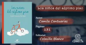 """Experiencia: """"Los niños del séptimo piso"""" de Camila Cantuarias McCallum"""