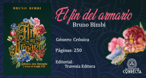 Comentario: «El fin del armario» de Bruno Bimbi