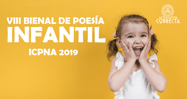 Convocatoria: VIII BIENAL DE POESÍA INFANTIL ICPNA 2019