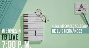 Presentación de «Una impecable soledad», de Luis Hernández